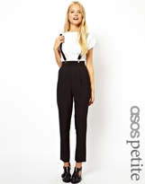 Asos Evening Pants with Suspenders