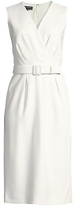 Lafayette 148 New York Selina Belted Dress