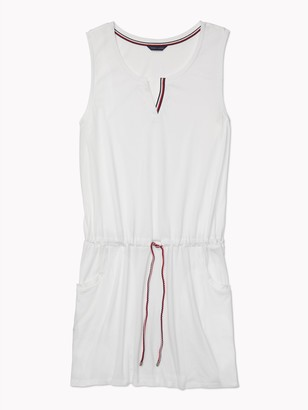 Tommy Hilfiger Essential Colorblock Swim Cover-Up