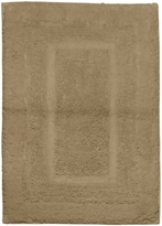 """Martha Stewart CLOSEOUT! Collection Plush Squares Cotton 27"""" x 45"""" Bath Rug, Created for Macy's"""