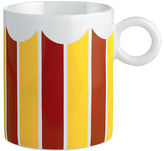 Alessi Circus Stripes Bone China Mug