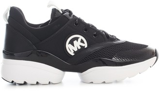 MICHAEL Michael Kors Charlie Lace-Up Sneakers