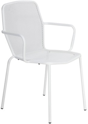 Soundslike HOME Visby Outdoor Armchair White