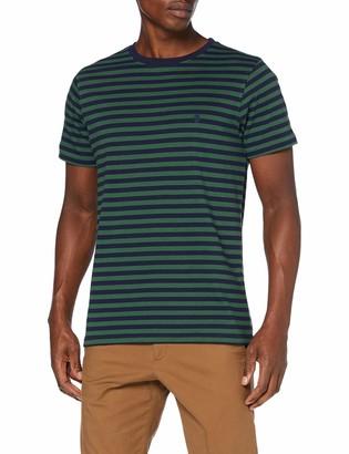 Izod Men's Stripe TEE T-Shirt