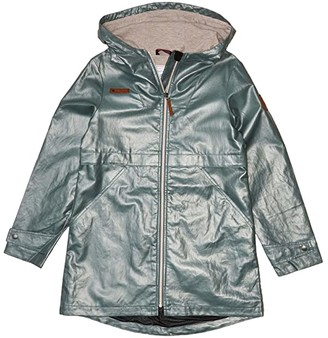 Obermeyer Everly Trench (Little Kids/Big Kids) (Sage) Girl's Jacket