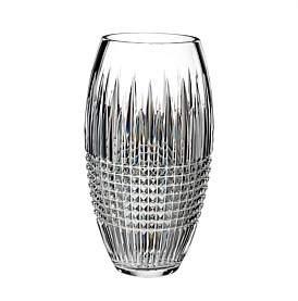 Waterford Crystal Wateford Lismore Diamond Vase 30Cm