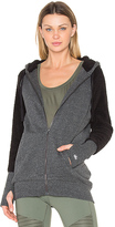 Alo Enhance Jacket with Sherpa in Black. - size XS (also in )