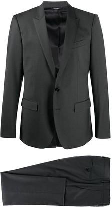 Dolce & Gabbana Notched Lapels Two-Piece Suit