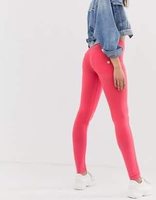 Freddy WR.UP shaping effect mid rise skinny jean-Orange