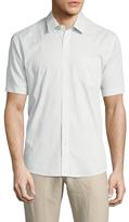 Toscano Short Sleeve Mini Dot Sportshirt