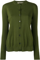Marni buttoned cardigan - women - Silk/Cotton/Acetate - 40