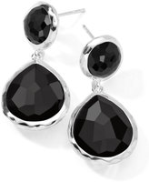 Ippolita Black Onyx Drop Earrings
