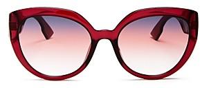 Christian Dior Women's Round Sunglasses, 56mm
