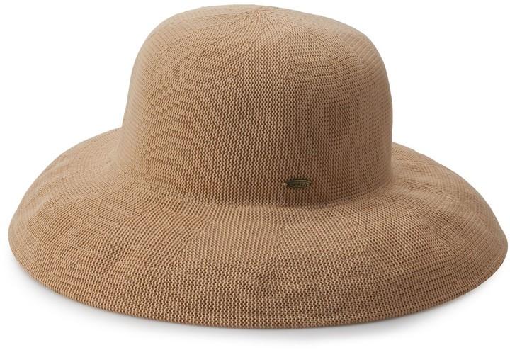 0b42dd472a637e Scala Beige Women's Hats - ShopStyle