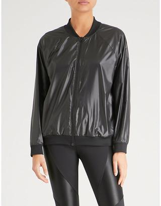 Koral Dash shell bomber jacket