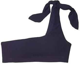 Eberjey Alta Mare Marion Bikini Top (Peacoat) Women's Swimwear