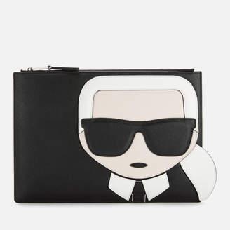 Karl Lagerfeld Paris Women's K/Ikonik Pouch