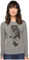 The Original Retro Brand California Bear/Map Superfuzzy Sweatshirt