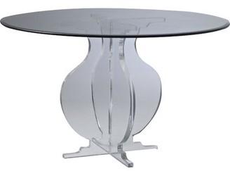 "Brayden Studio Hazelton Dining Table Size: 30"" H x 48"" L x 48"" W"