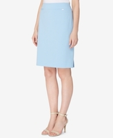 Tahari ASL Tahari ASL Petite Welt-Pocket Pencil Skirt
