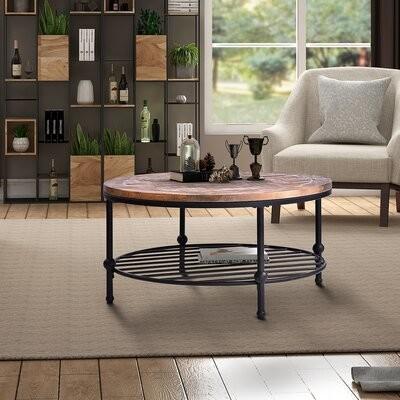 Williston Forge Killam Coffee Table With Storage Shopstyle