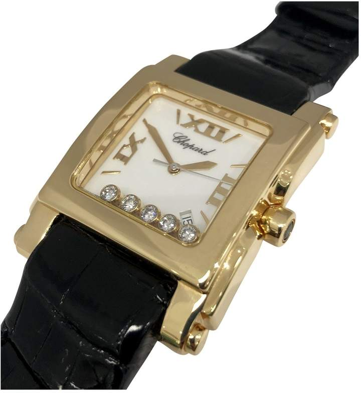 Chopard Other Yellow gold Watches
