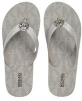 MICHAEL Michael Kors Toddler Girl's Endine Tara Flip Flop