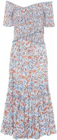 Poupette St Barth Exclusive to Mytheresa floral maxi dress