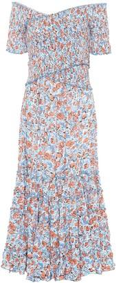 Poupette St Barth Exclusive to Mytheresa a Soledad floral maxi dress