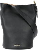 Derek Lam 10 Crosby logo stamp crossbody bag - women - Nappa Leather - One Size