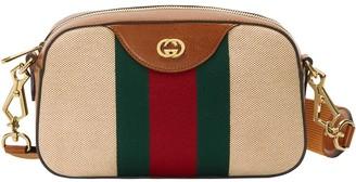 Gucci Stripe Detail Shoulder Bag