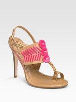 Tanya Toe-Ring Sandals