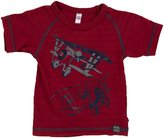 Nano Graphic Tee (Baby) - Red-3 Months