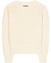 Isabel Marant Fidji cotton and wool-blend sweater