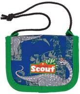 Scout Coin Pouch, 14 cm, Blue 25190069800