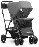 Joovy Caboose Ultralight Graphite Stand-On Tandem Stroller in Grey