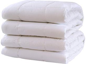 """A1 Home Collections Llc Premium New Zealand Wool Duvet Insert, Full/Queen, 88""""x92""""x1"""""""