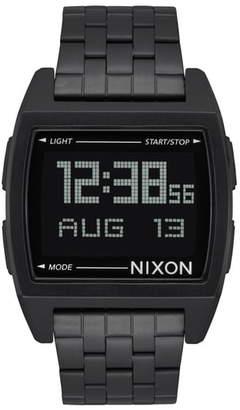 Nixon Base Digital Bracelet Watch, 38mm