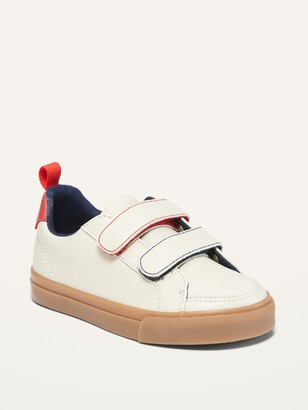 Old Navy Secure-Close Color-Blocked Sneakers for Baby
