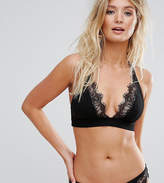 Wolfwhistle Wolf & Whistle Lace Cami Bikini Top B-F Cup
