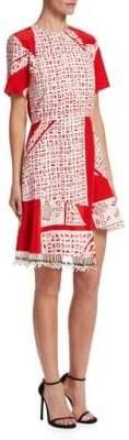 Altuzarra Tournelle Tea Dress