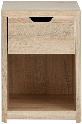 Aspen 1 Drawer Bedside Chest