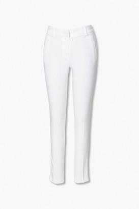 Forever 21 Skinny Mid-Rise Pants