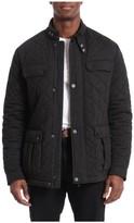Bagatelle Men's Sport Water-Resistant Quilted Barn Jacket