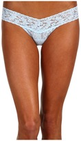 Hanky Panky Bride Low Rise Bridal Thong Women's Underwear