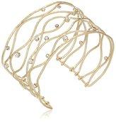 """Carolee Riverside Park"""" Riverside Park Cuff Bracelet"""