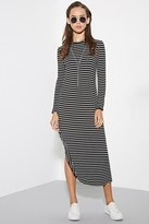 Forever 21 FOREVER 21+ The Fifth Label Standard Stripe Dress