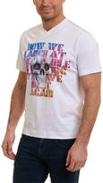 Robert Graham Classic Fit How We Laugh Knit Graphic T-Shirt