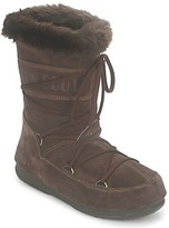 Moon Boot BUTTER MID Brown