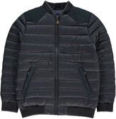 Pyrenex Milo Down Jacket with Velour Detailing